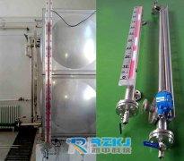 磁翻板液位计进行水箱液位测量与其他类型液位计的差异